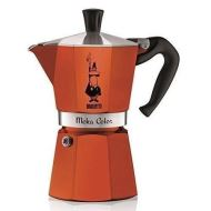Espressor Bialetti MOKA COLOR ORANGE 6 cesti