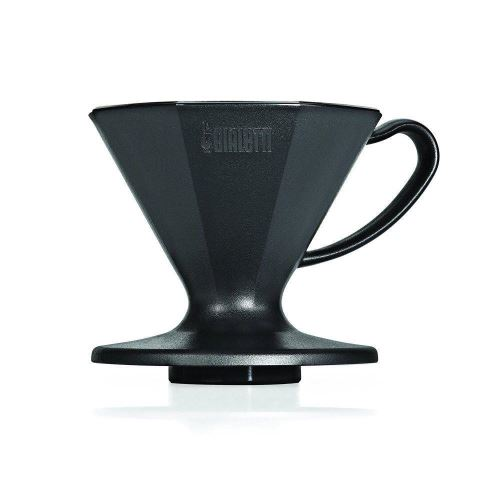 POUR OVER Bialetti negru