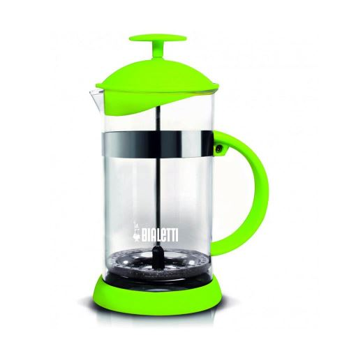 Coffee Press Bialetti Color Verde 1 L