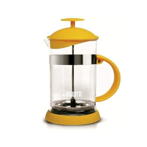 Coffee Press Bialetti Color Galben 1 L
