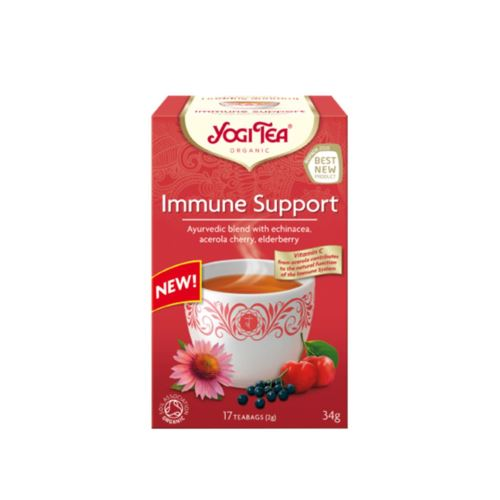 Ceai Bio Immune Support Yogi Tea