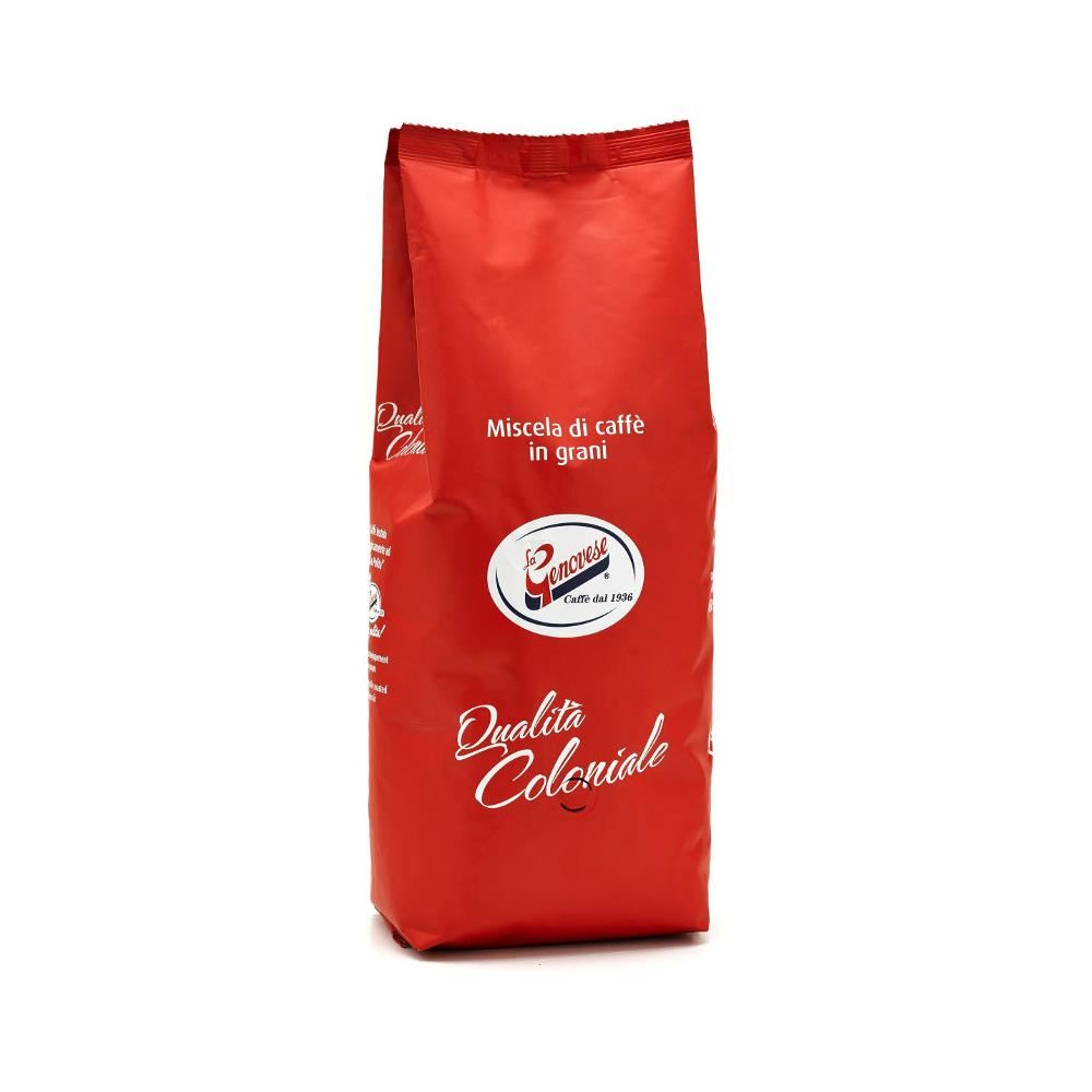 Cafea La Genovese Espresso Coloniale boabe 1 kg