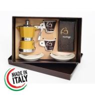 SET DOMINGO CAFFE ESPRESSO MOKA