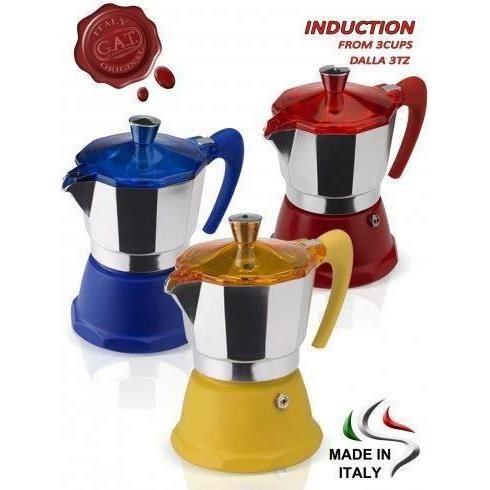 Espressor Moka Fantasia 3 Cups