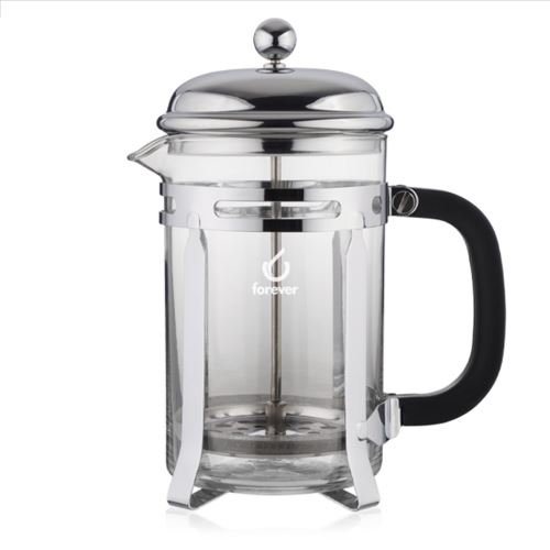 French Press Infuzor Forever 800 ml rotund